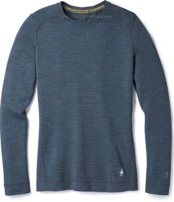 Women's NTS Mid 250 Crew Baselayer