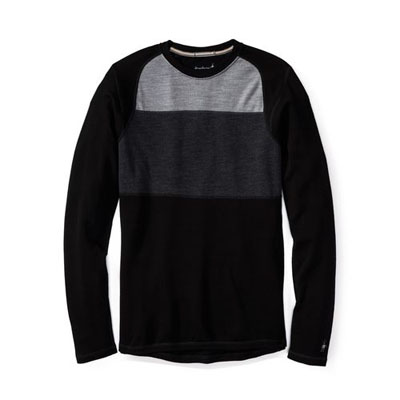 Men's NTS Mid 250 Color Block Crew Baselayer