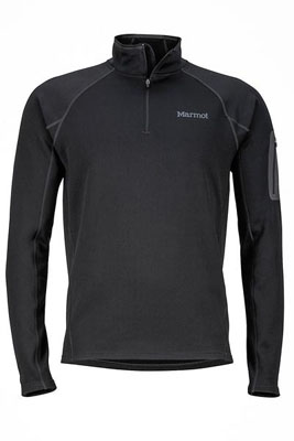 Men's Stretch Fleece 1/2 Zip