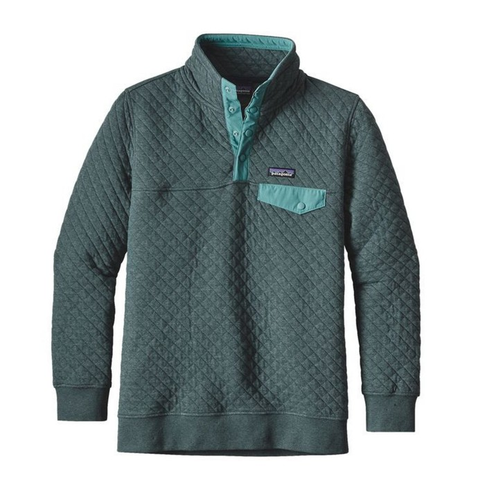 Patagonia Women S Quilted Pullover: Patagonia Women's Cotton Quilt Snap-T Pullover