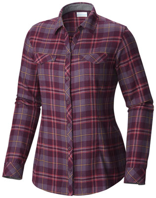 Women`s Simply Put II Flannel Shirt