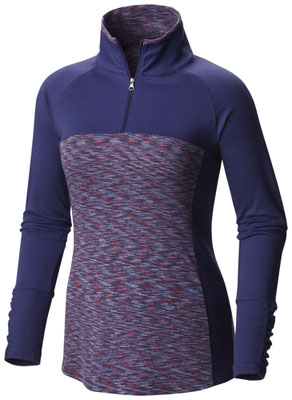 Women's Outerspaced II Half-Zip Shirt