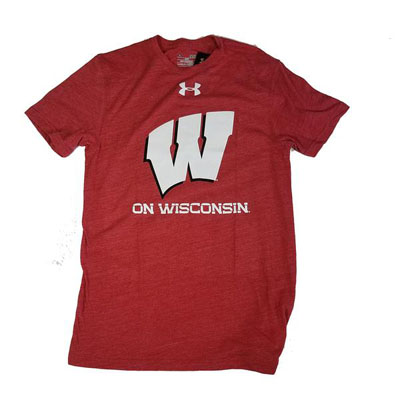 UA Legacy UW Madison T-Shirt