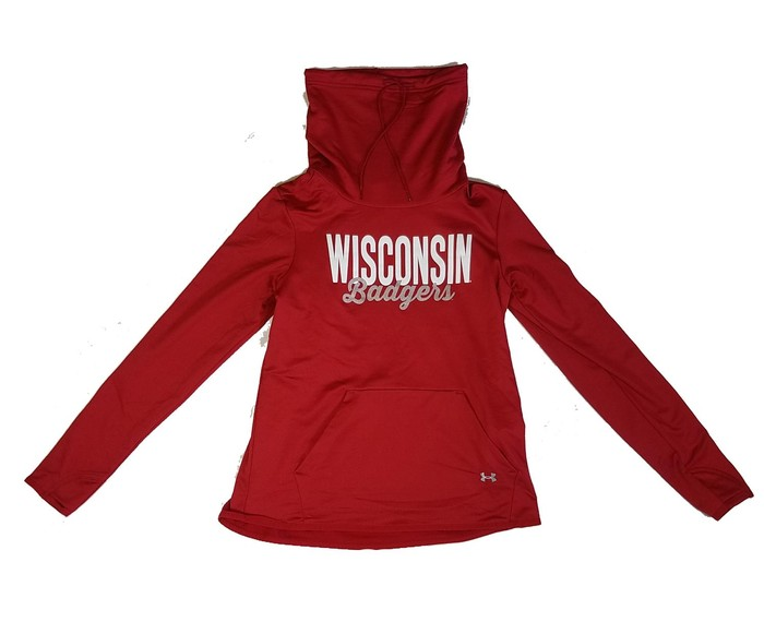 Under Armour UW Madison UA French Terry Hoodie