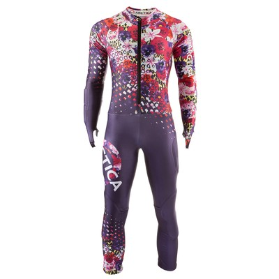 Youth Cheetah Flower GS Speed Suit