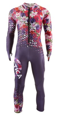 Adult Cheetah Flower GS Suit