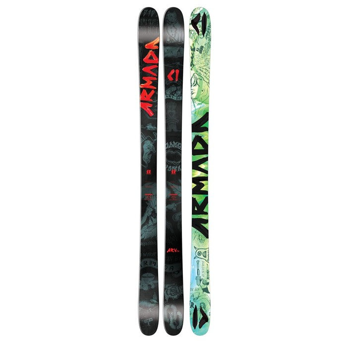 Armada Men's ARV 86 Skis