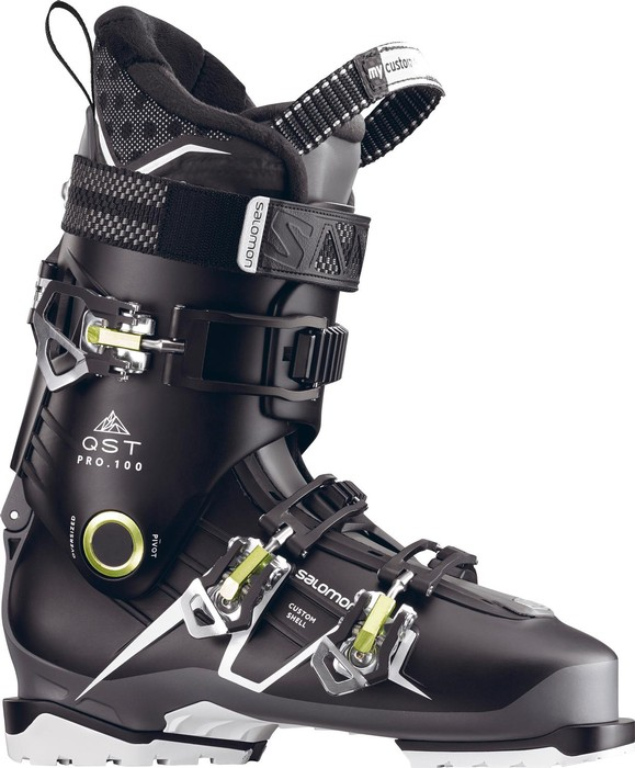 Salomon Men's QST Pro 100 Ski Boot