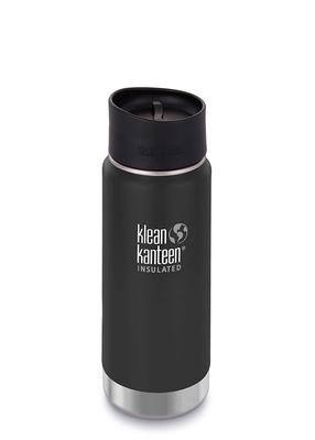 16oz Wide Insulated Kanteen with Cafe Cap
