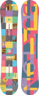 Women's Feather Snowboard