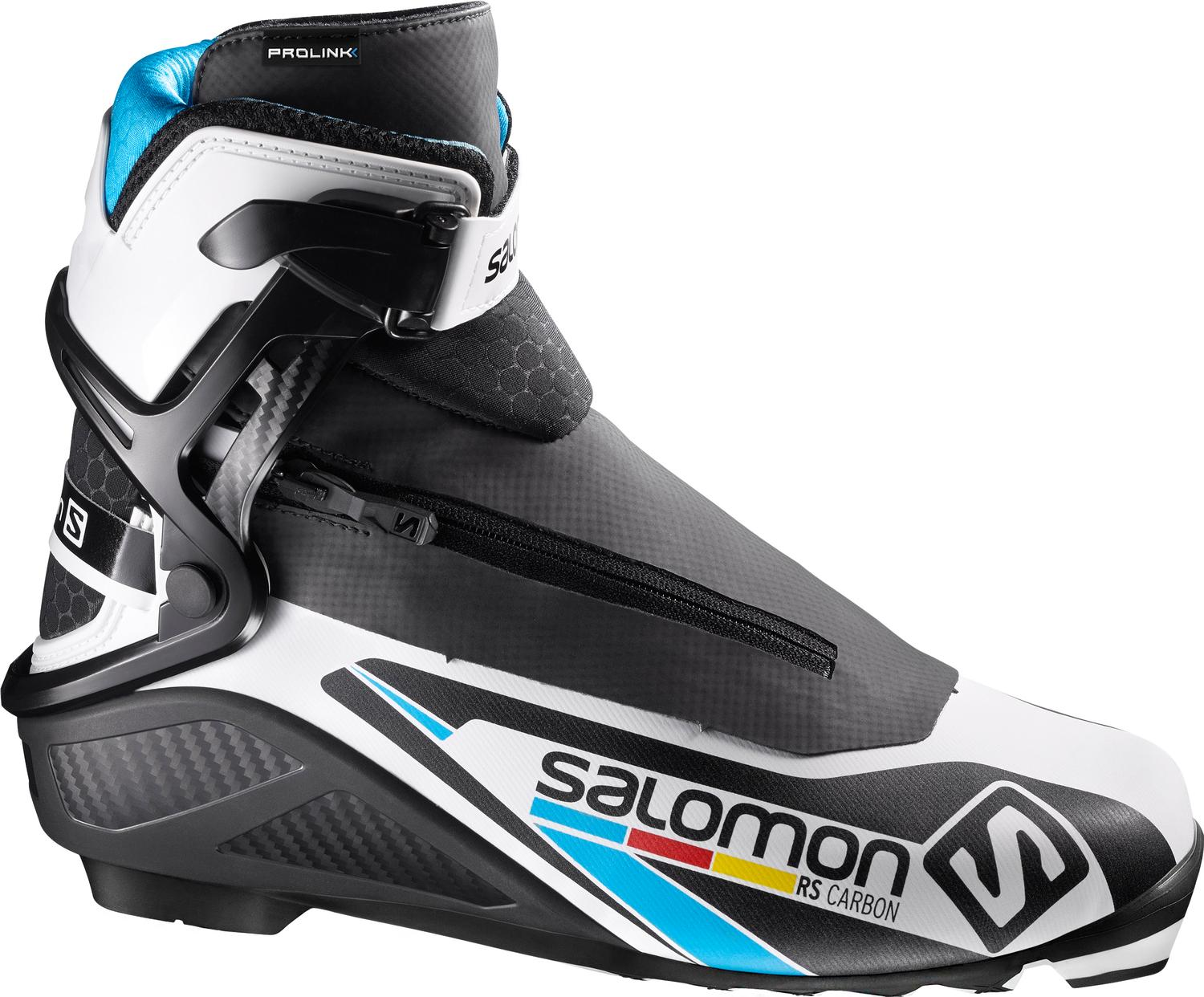Salomon Women's RS Carbon Prolink Cross Country Ski Boots