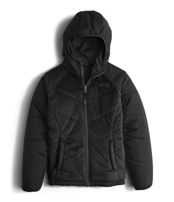 The North Face Girls Youth Perseus Hodded Reversible Insulated Full Zip Vest