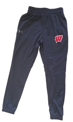 UW Madison Tapered Tricot Pants