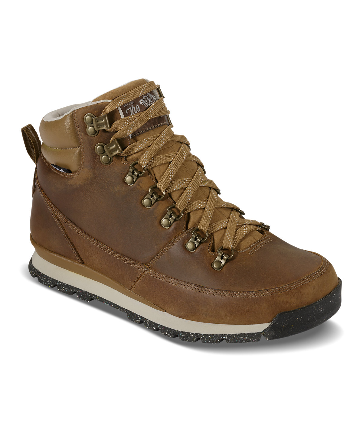 to-Berkeley Redux Leather Boot
