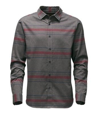 Men's Approach Flannel Long-Sleeve Shirt