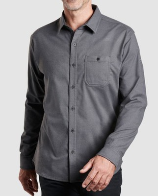 Men's Independent Long Sleeve Shirt