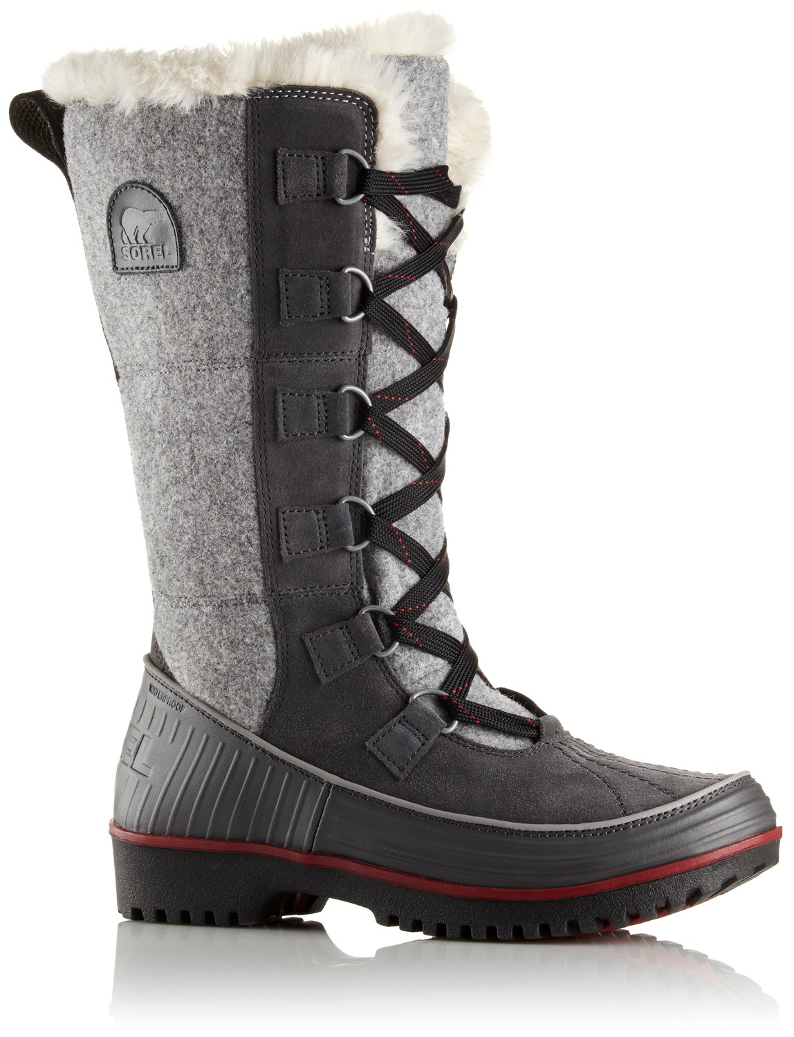 sorel s tivoli high ii felt boot fontana sports