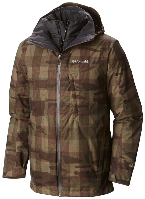Columbia Men's Whirlibird Interchange Jacket - Tall