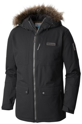 Men's Catacomb Crest Insulated Parka Jacket