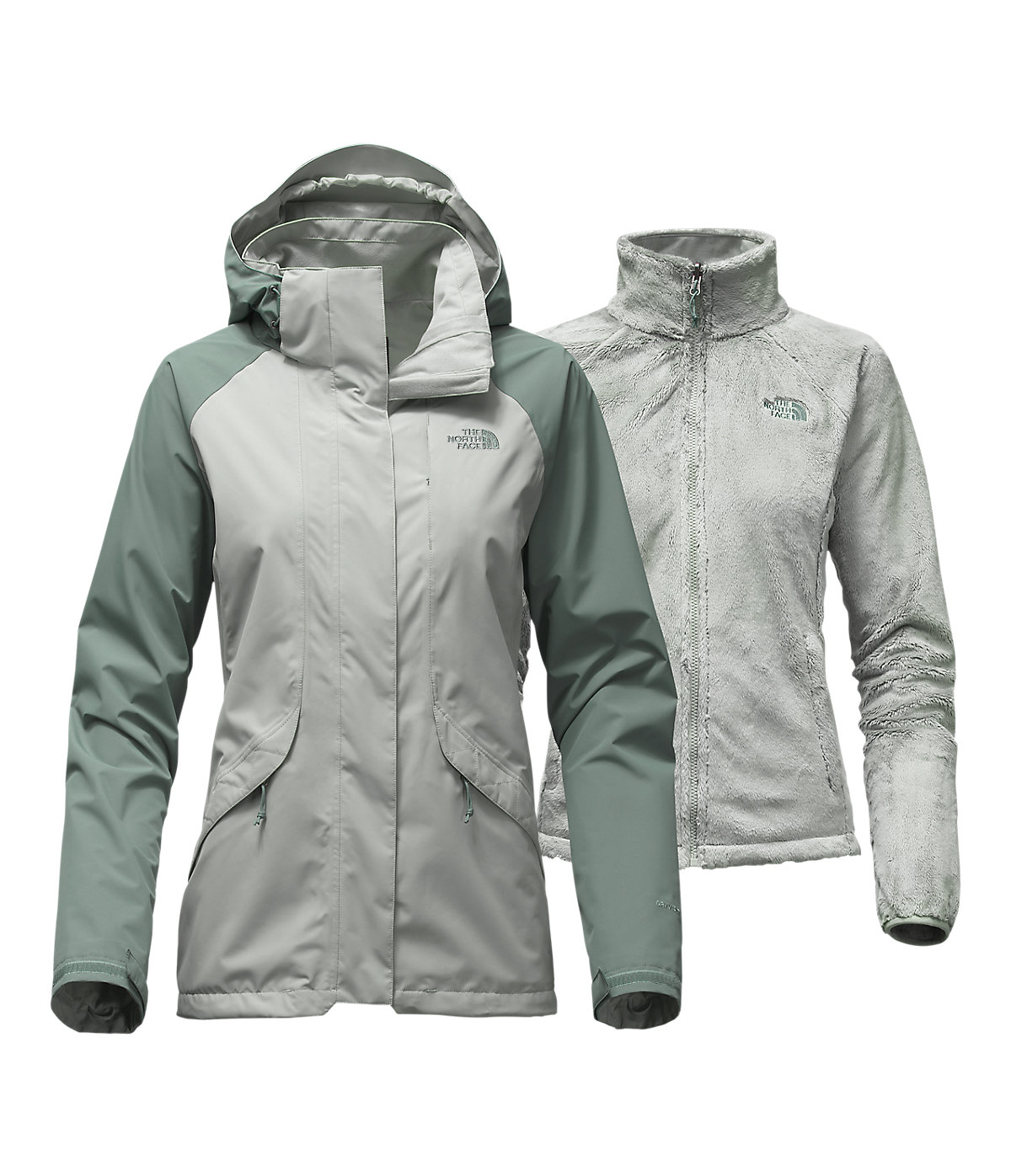 The North Face Women s Boundary Triclimate Jacket f9ff7b93f