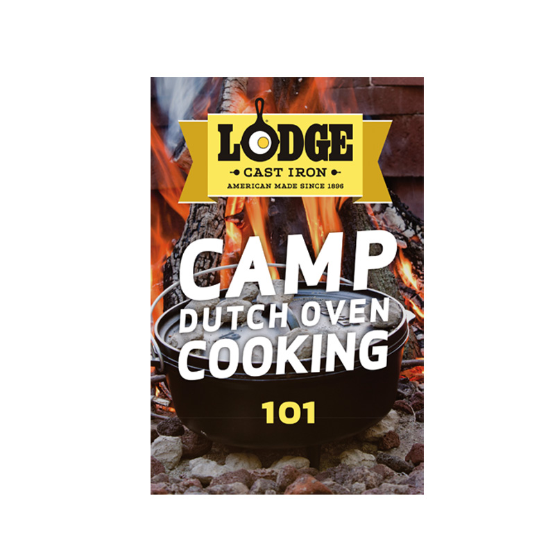 Lodge Camp Dutch Oven Cooking 101