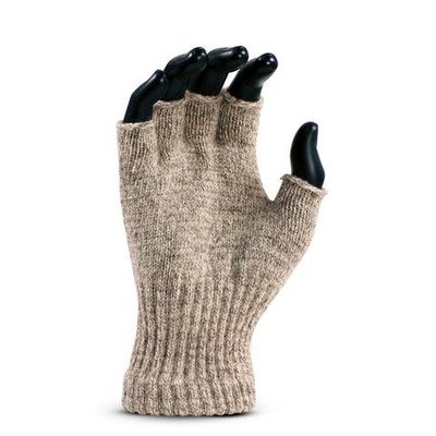 Mid Weight Fingerless Gloves
