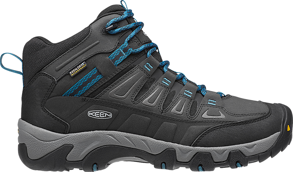 6c92c8f9f90 Keen Men's Oakridge Mid Polar WP Winter Boots