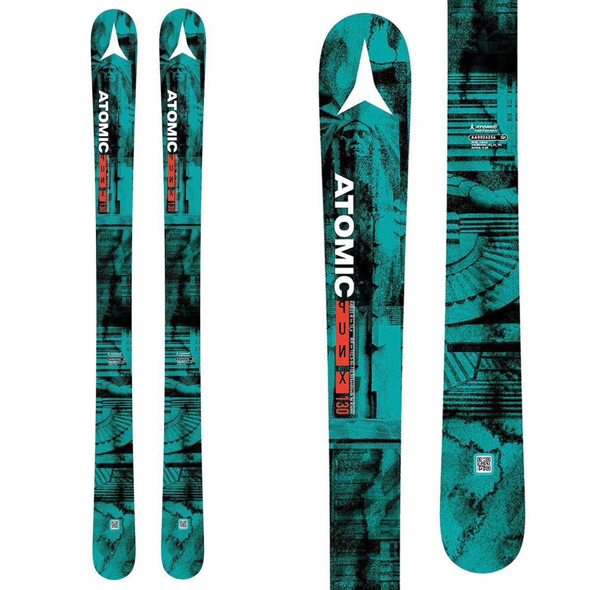 Atomic Youth Punx Jr II Skis
