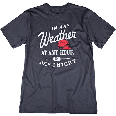 Men's Short Sleeve Any Weather Tee