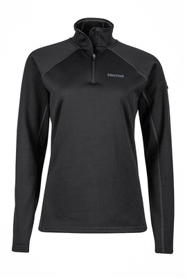 Women's Stretch Fleece Half Zip