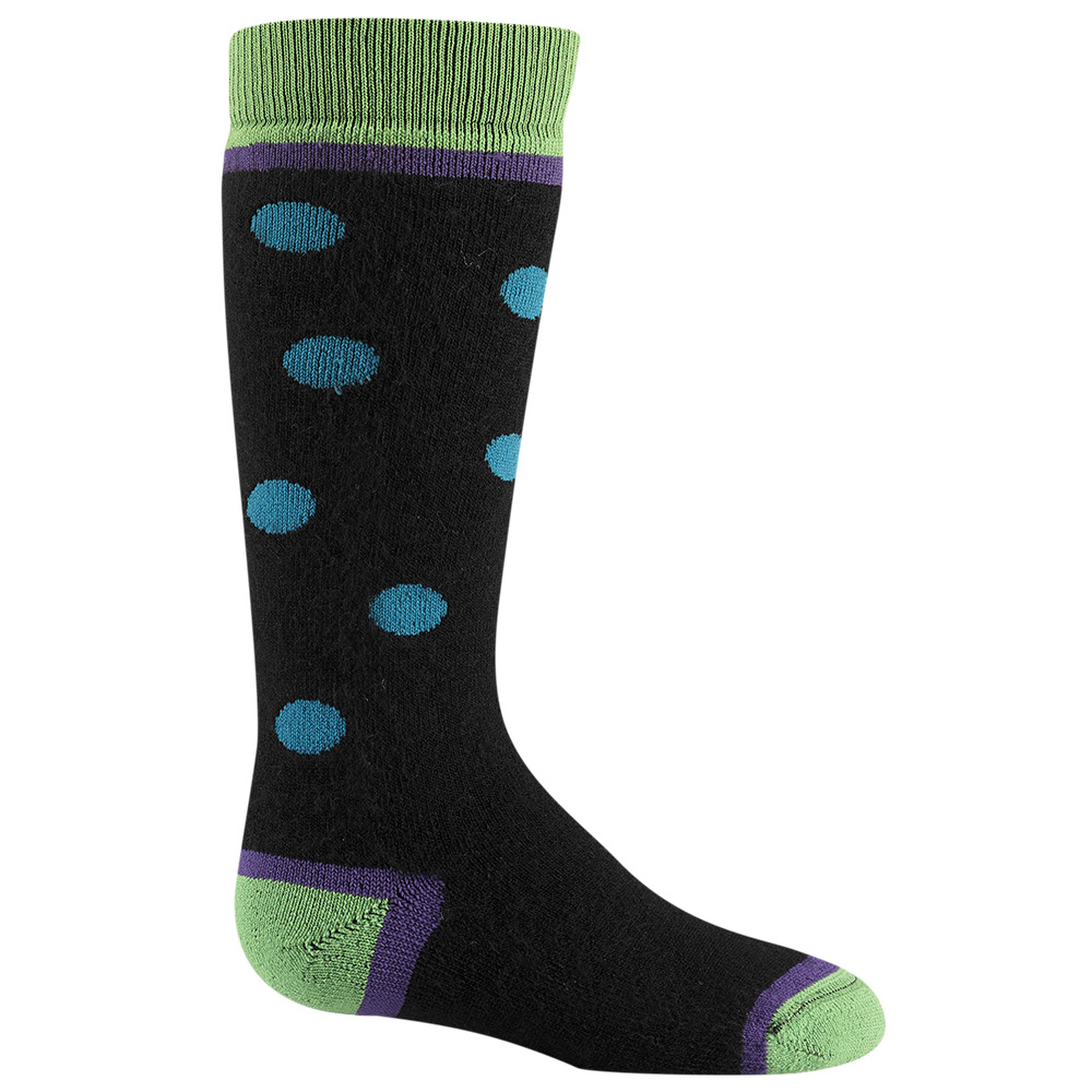 Wigwam Mills Youth Snow Dot Socks