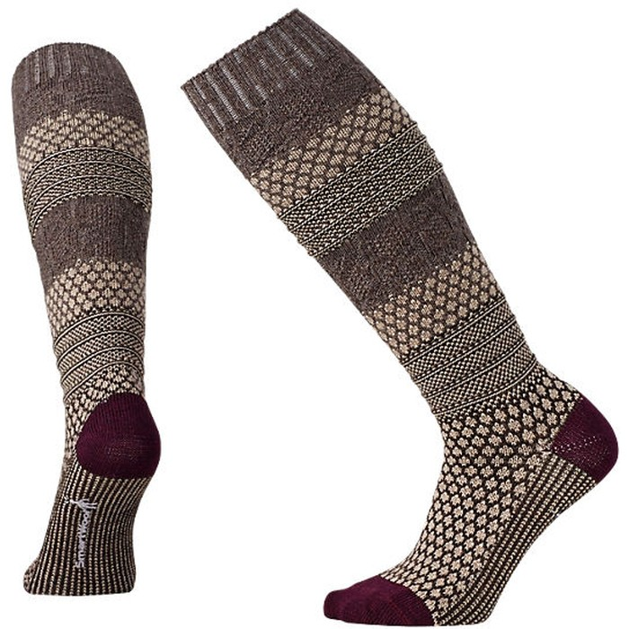 Smartwool Women's Popcorn Cable Knee High