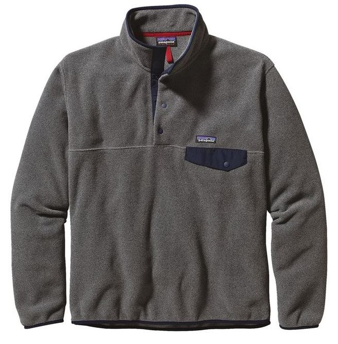 Patagonia Men's Lightweight Synchilla Snap-T Pullover Fleece