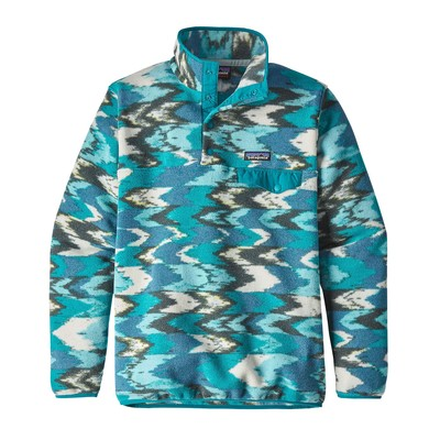 Women's Synchilla Lightweight Snap-T Fleece Pullover