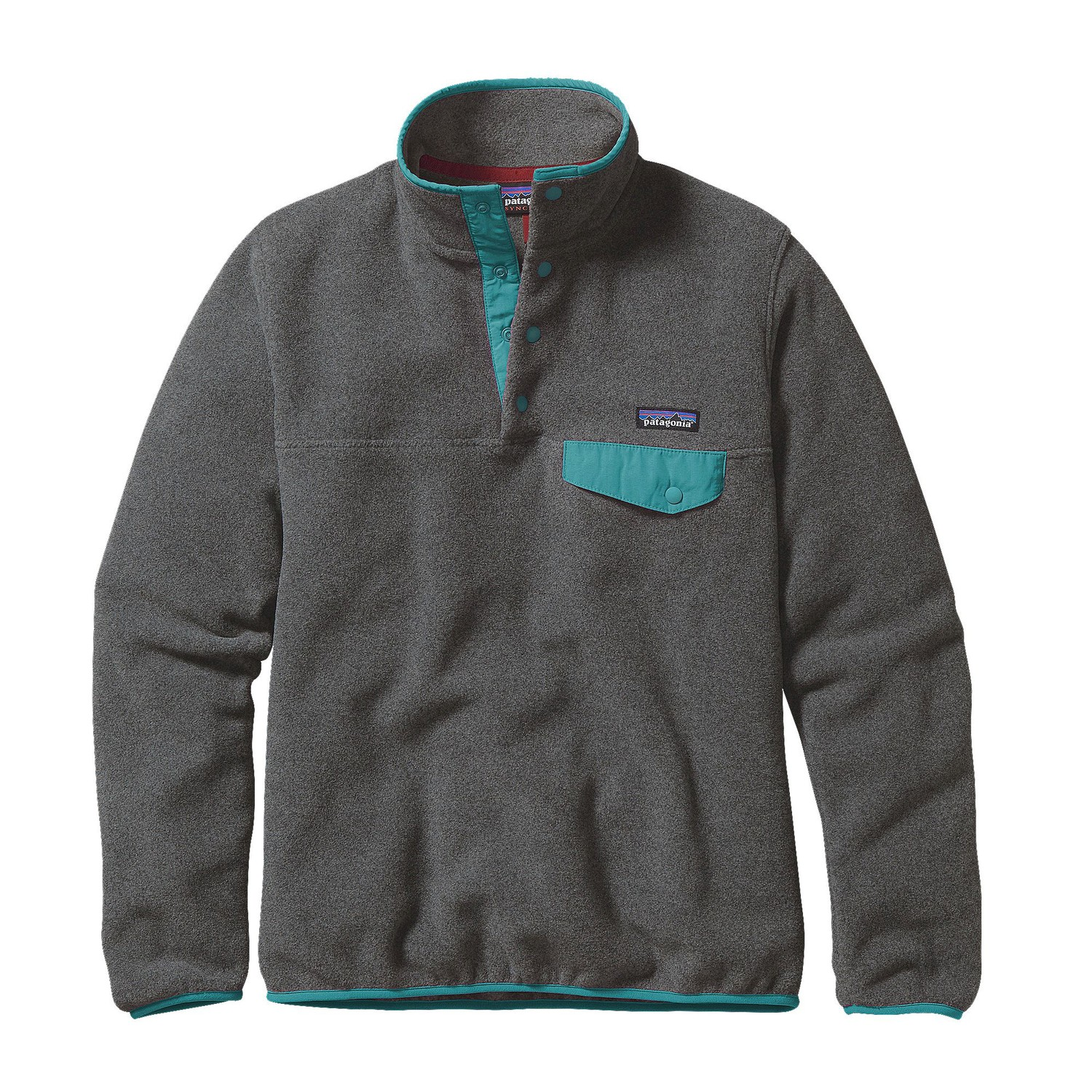Patagonia Women's Synchilla Lightweight Snap T Fleece Pullover