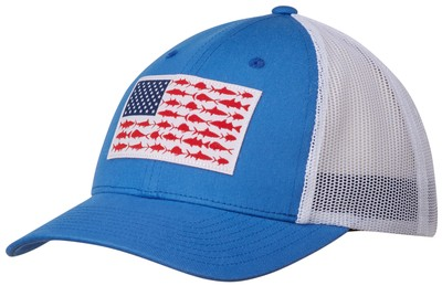 PFG MESH SNAP BACK BALL CAP