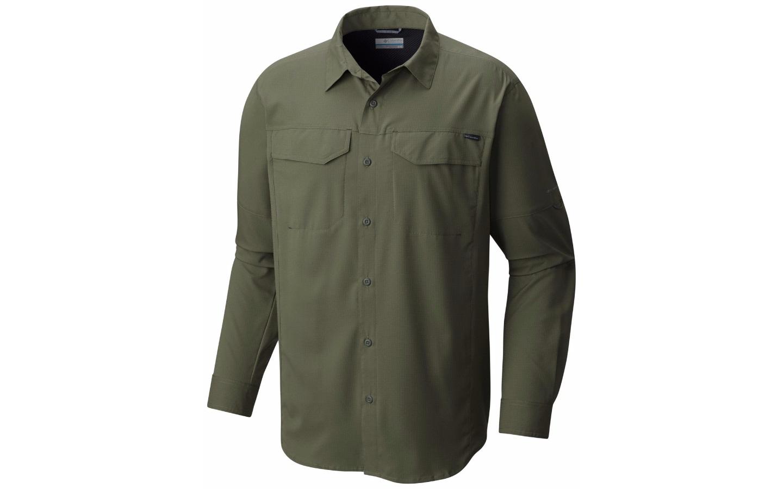 fdc790aa038 Columbia Silver Ridge Lite Long Sleeve Shirt | Fontana Sports