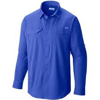 Silver Ridge Lite Long Sleeve Shirt