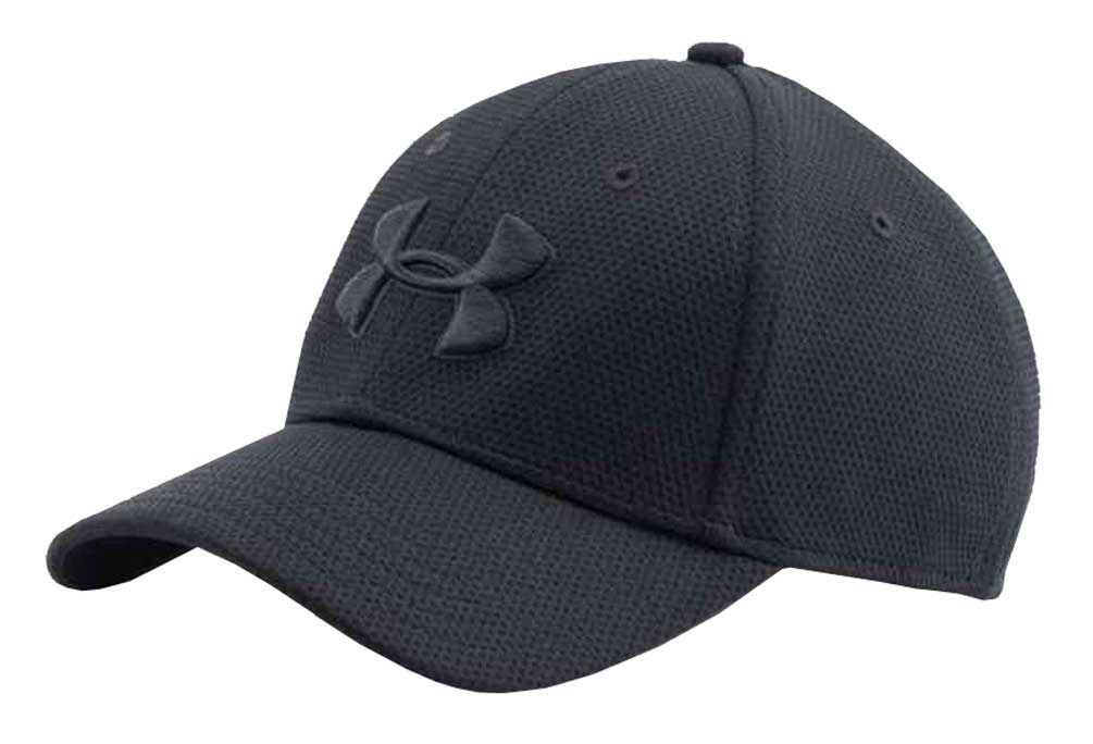 Under Armour Men s Blitzing II Stretch Fit Cap 86dde6dd8e6