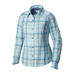 Long Sleeve Shirts - Women's Silver Ridge Plaid Long Sleeve Shirt