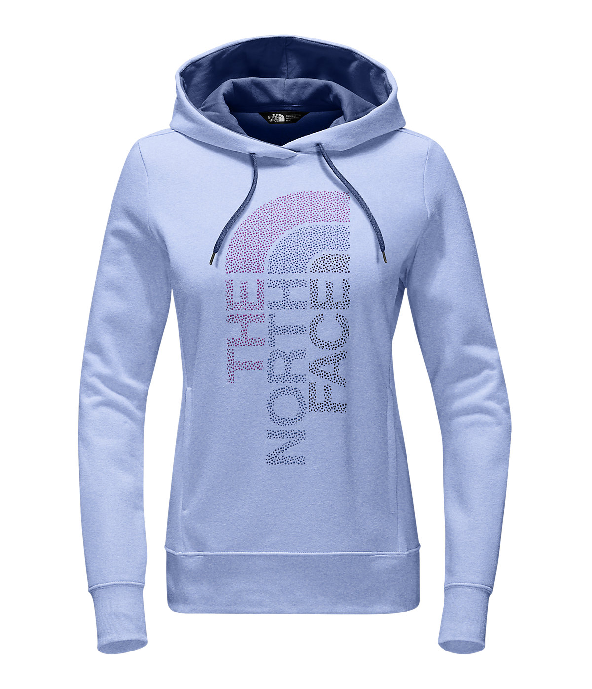 2645a5efb The North Face WOMEN'S TRIVERT PULLOVER HOODIE