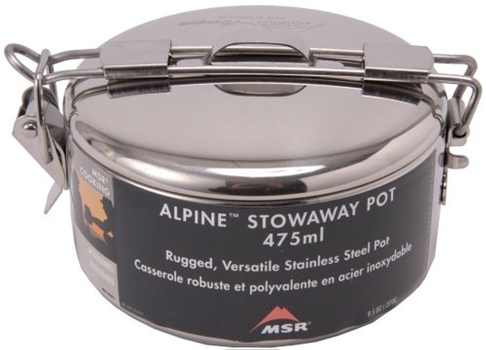 Msr Alpine Stowaway Pot - 475 ml