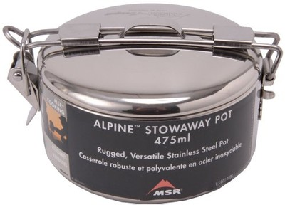 Alpine Stowaway Pot - 475 ml