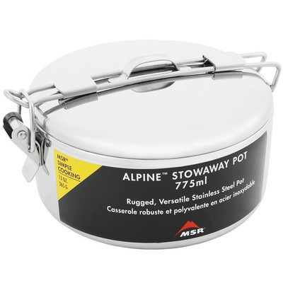 Alpine Stowaway Pot - 775 ml