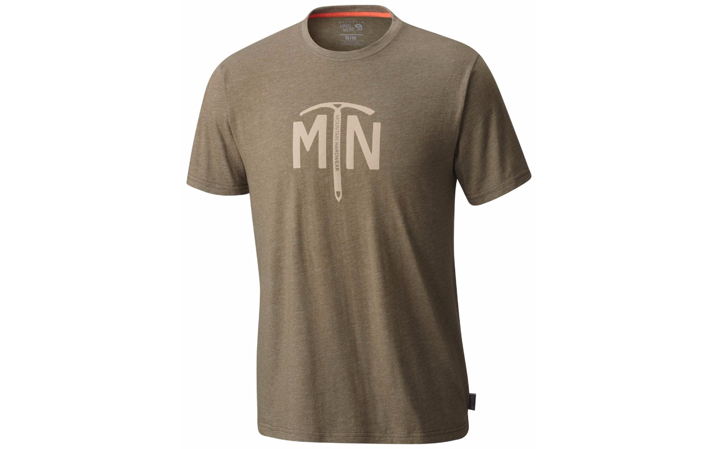 Mountain Hardwear Men's Hardwear Ice Axe Short Sleeve T Shirt
