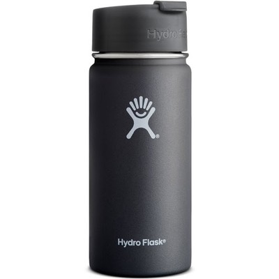 16oz Wide Mouth Flip Lid Flask