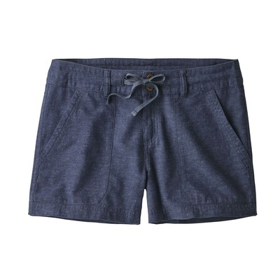 Women's Island Hemp Shorts - 4''