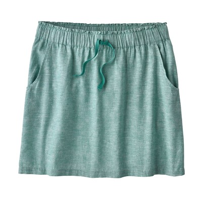 Women's Island Hemp Beach Skirt