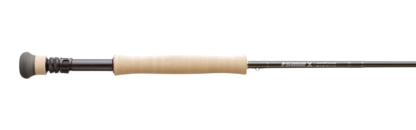 Sage Sage X Fly Rod 4wt