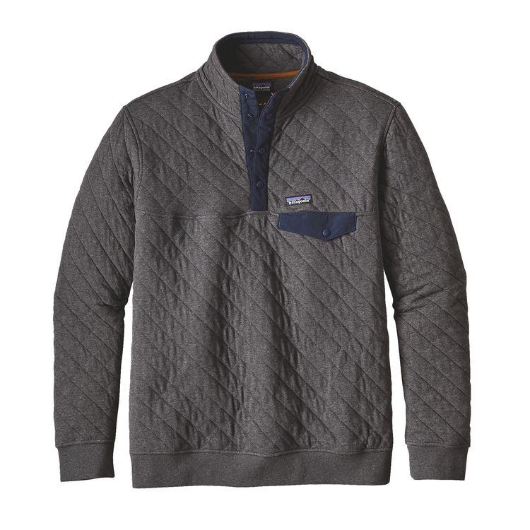 Patagonia Patagonia Men S Cotton Quilt Snap T 174 Pullover